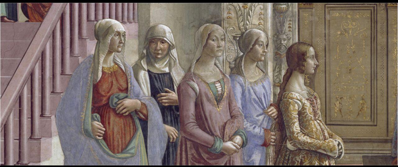 Birth of the Virgin (1485–1490)